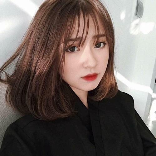 """""""Choáng ngợp"""" với những kiểu tóc ngắn giúp hội con gái xinh """"lung linh"""" như hot girl Hàn Quốc - Ảnh 1"""
