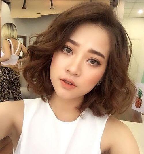 """""""Choáng ngợp"""" với những kiểu tóc ngắn giúp hội con gái xinh """"lung linh"""" như hot girl Hàn Quốc - Ảnh 9"""