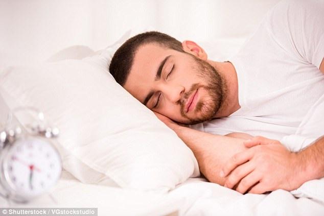 Nam giới chưa có con nên đi ngủ sớm - Ảnh 1