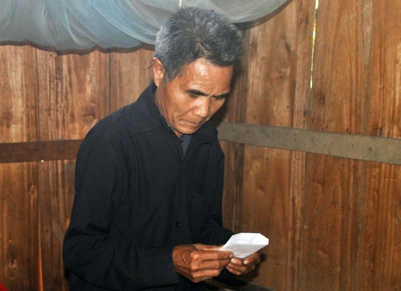Cuộc sống cô độc, bệnh tật những ngày cuối đời của ông lão sống sót sau vụ thảm sát 4 người tại Nghệ An - Ảnh 2