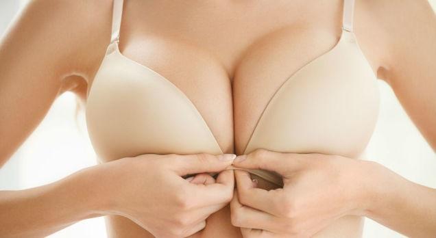 Tiết lộ những tính cách thú vị của phụ nữ thông qua kiểu ngực  - Ảnh 1