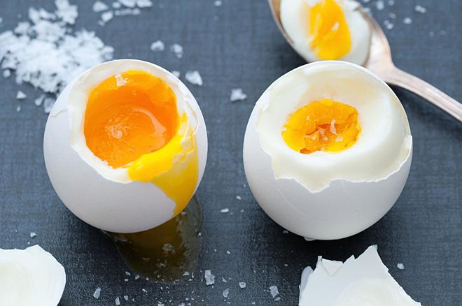 Lòng đỏ hay lòng trắng trứng tốt hơn? - Ảnh 1