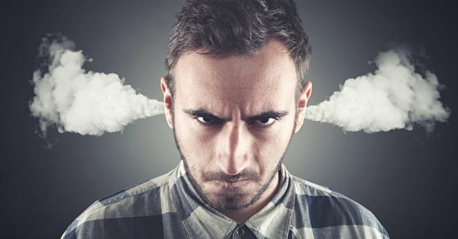 Những bệnh bạn có thể gặp nếu thường xuyên nóng giận - Ảnh 1