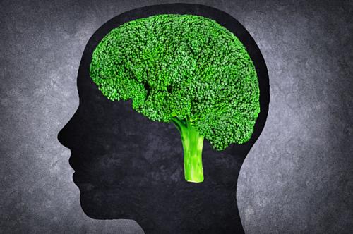 Bông cải xanh phòng bệnh tâm thần - Ảnh 1