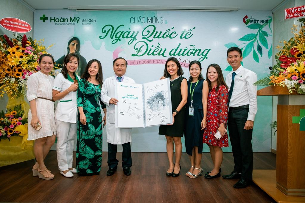 Tôn vinh nghề Điều dưỡng Việt Nam, Tập đoàn Y khoa Hoàn Mỹ khởi động dự án xuất bản sách viết về nghề Điều dưỡng - Ảnh 1