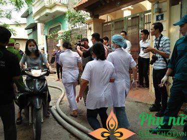 Vụ cháy nhà xưởng ở Hà Nội: Trong số 8 nạn nhân có 3 mẹ con vẫn đang mất tích - Ảnh 2