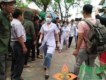 Vụ cháy nhà xưởng ở Hà Nội: Trong số 8 nạn nhân có 3 mẹ con vẫn đang mất tích - Ảnh 4