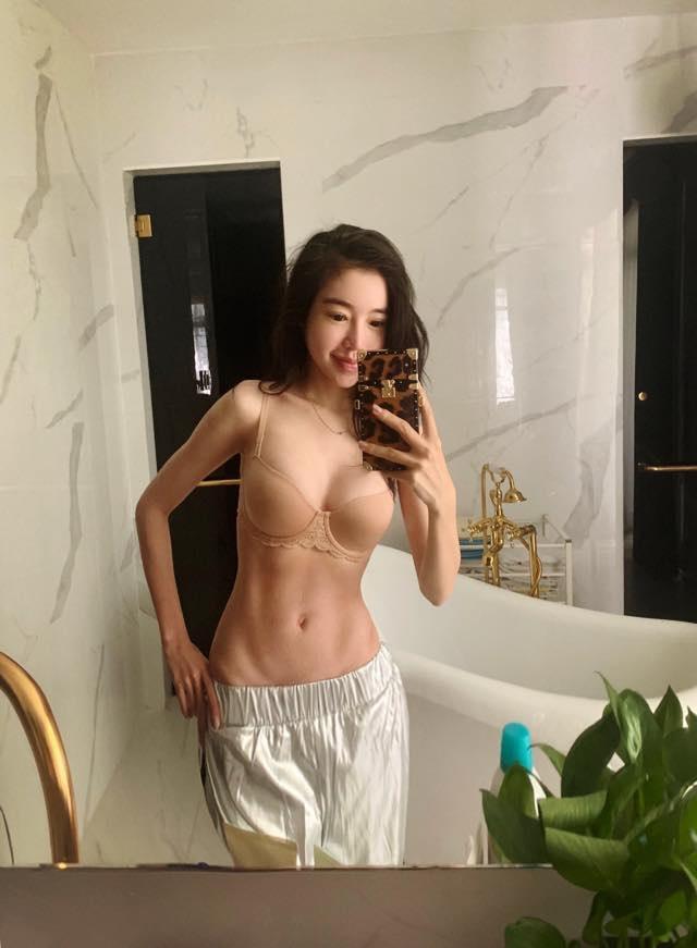 Top mỹ nhân chiếm sóng Vbiz 2018: Body nóng bỏng, vòng 3 chuẩn 1 mét - Ảnh 18