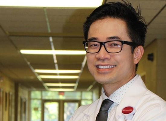 Bác sĩ Huynh Wynn Tran, người sáng lập tổ chức y khoaVietMD tại Mỹ