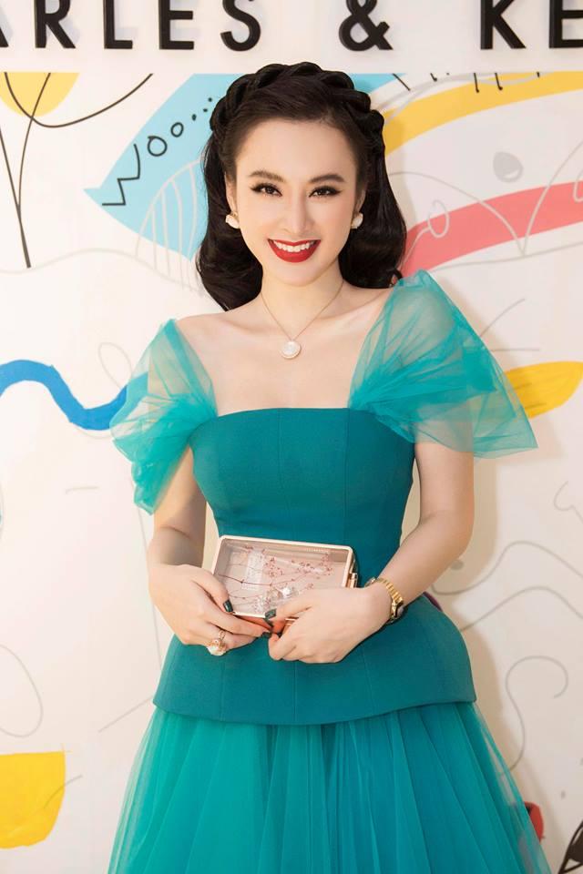 Chán làm 'mỹ nhân siêu vòng 3', Angela Phương Trinh trở lại làm 'cô thôn nữ' kín đáo, dịu dàng - Ảnh 7