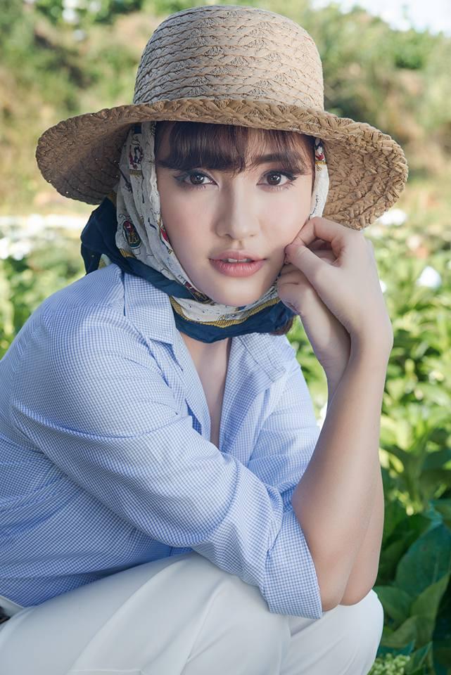 Chi Pu, Thanh Hằng và loạt mỹ nhân Việt đều mê mệt chiếc mũ 'bình dân' này - Ảnh 11