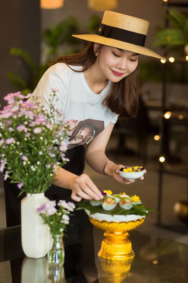 Chi Pu, Thanh Hằng và loạt mỹ nhân Việt đều mê mệt chiếc mũ 'bình dân' này - Ảnh 3