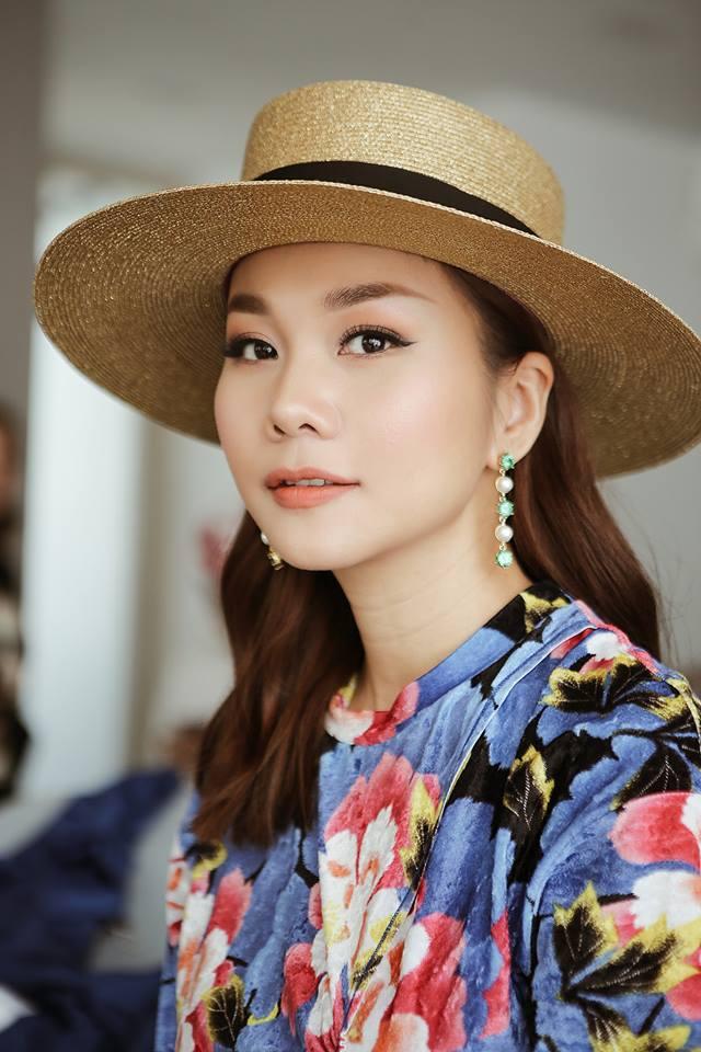Chi Pu, Thanh Hằng và loạt mỹ nhân Việt đều mê mệt chiếc mũ 'bình dân' này - Ảnh 5