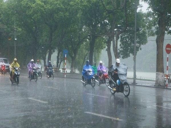 Dự báo thời tiết ngày 14/12: Miền Trung mưa trên diện rộng, miền Bắc tiếp tục rét đậm, rét hại - Ảnh 1