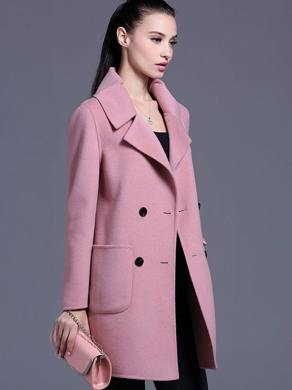 Những mẫu áo khoác dạ dài đẹp đến mê hồn theo phong cách Hàn Quốc - Ảnh 4