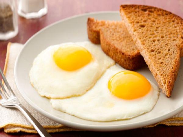 Ăn sáng dễ tăng cân - Ảnh 1