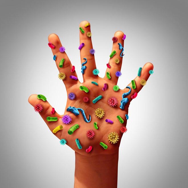 6 bước rửa tay bằng xà phòng giúp ngăn ngừa virus cúm cho trẻ - Ảnh 1