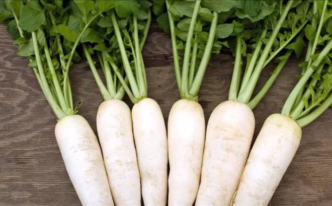Các món ăn từ củ cải còn giúp tăng cường sức đề kháng, ngăn ngừa bệnh ung thư và nhiều lợi ích khác cho sức khỏe
