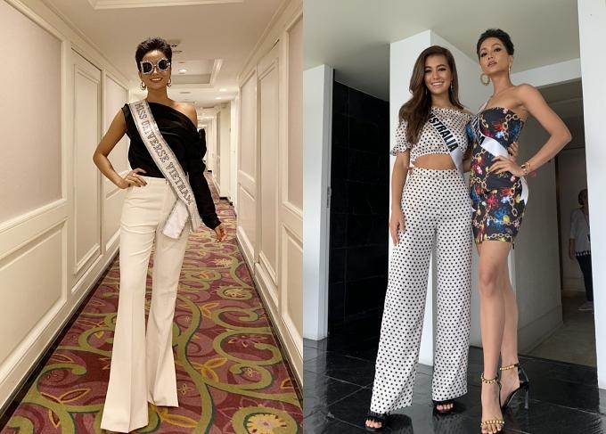 Hành trình từ cô gái Ê Đê kém tiếng Anh đến Top 5 Miss Universe 2018 - Ảnh 3