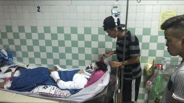Việt kiều bị tạt axít, cắt gân chân: Công an thu được một clip quan trọng - Ảnh 1