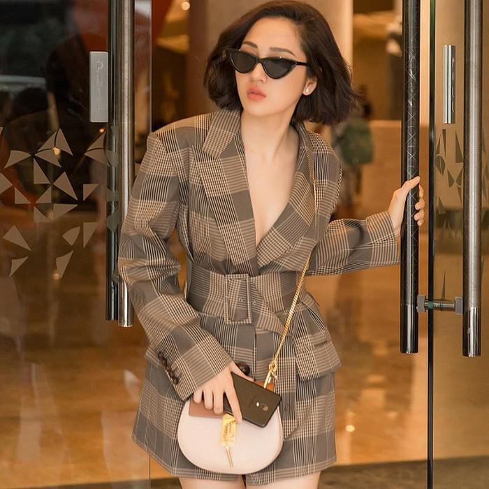 Áo khoác blazer: Trang phục đang