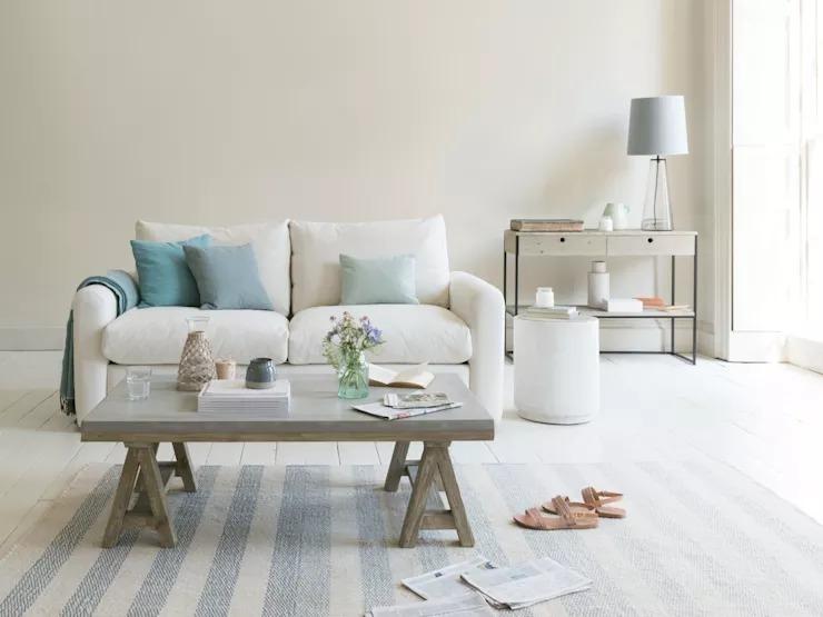 10 mẫu bàn trà tinh tế dành cho nội thất phòng khách nhỏ - Ảnh 8