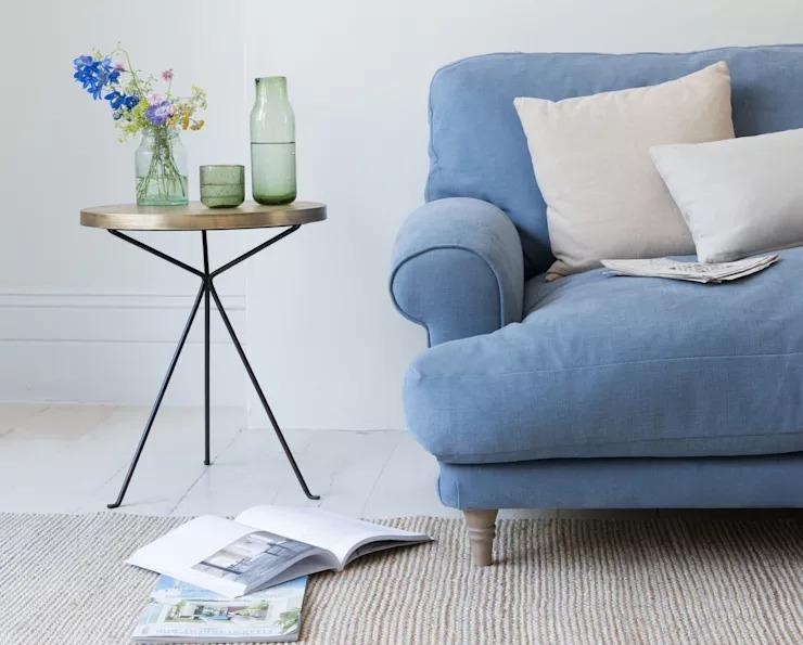 10 mẫu bàn trà tinh tế dành cho nội thất phòng khách nhỏ - Ảnh 10