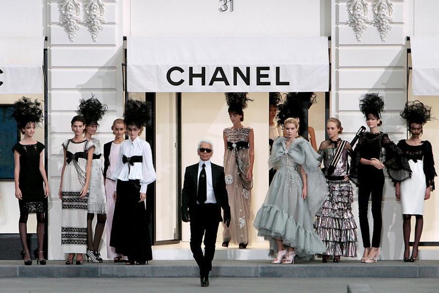 Giám đốc sáng tạo Karl Lagerfeld của Chanel qua đời - Ảnh 3