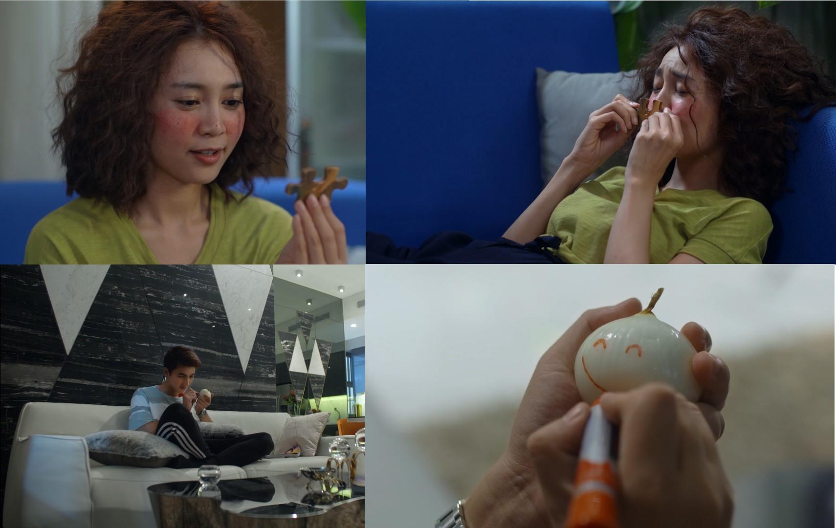 An Chi và Nam Phong đã nhận ra tình cảm của mình dù chưa dám nói ra với đối phương