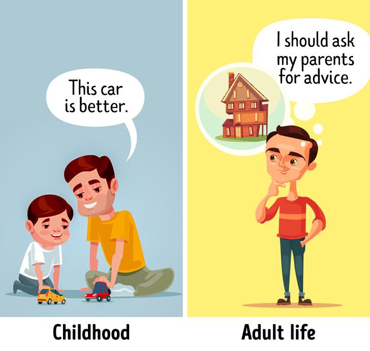 8 sai lầm nghiêm trọng của cha mẹ ảnh hưởng đến tính cách con khi trưởng thành - Ảnh 3