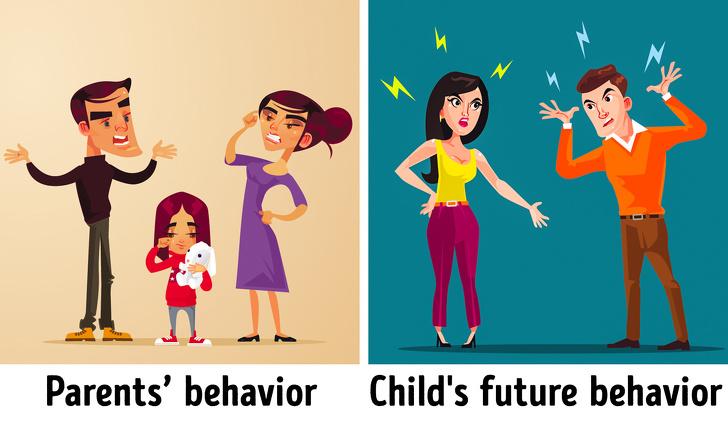 8 sai lầm nghiêm trọng của cha mẹ ảnh hưởng đến tính cách con khi trưởng thành - Ảnh 4