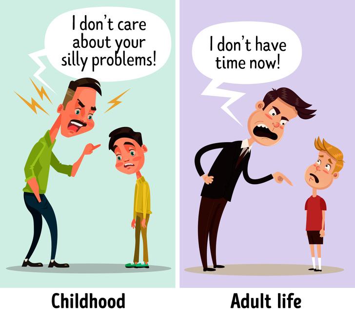 8 sai lầm nghiêm trọng của cha mẹ ảnh hưởng đến tính cách con khi trưởng thành - Ảnh 7