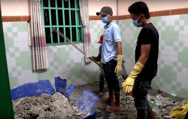 Vụ hai thi thể trong thùng bê tông: Hành tung bí hiểm của nạn nhân thứ 2 - Ảnh 1