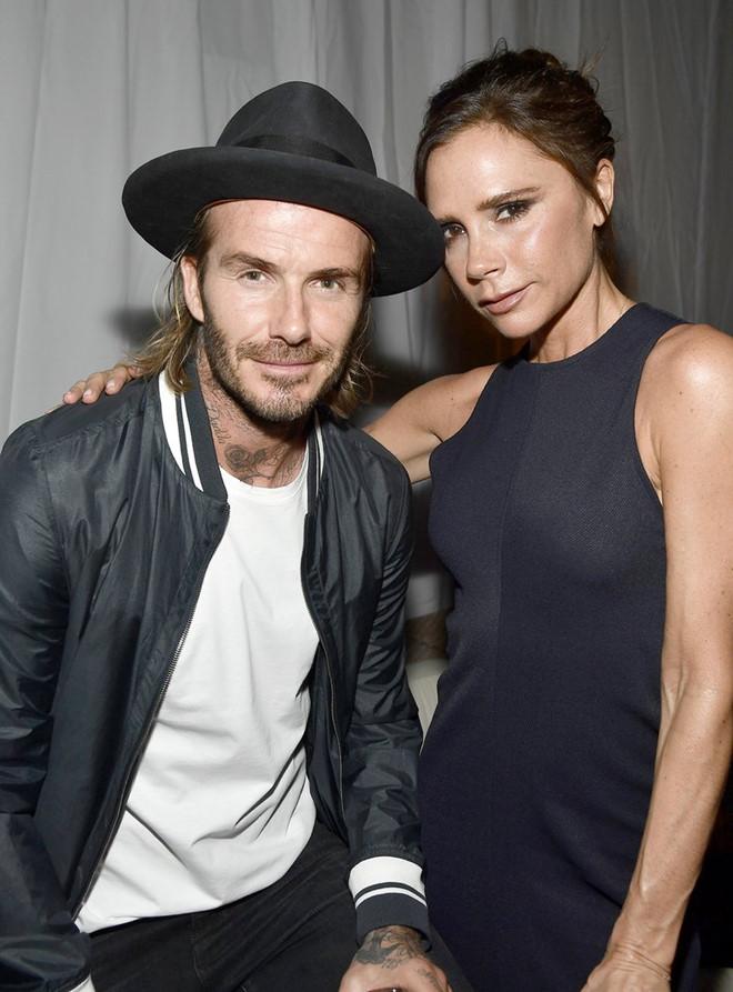 Victoria Beckham: 'Tôi đang nỗ lực làm người vợ tốt' - Ảnh 1