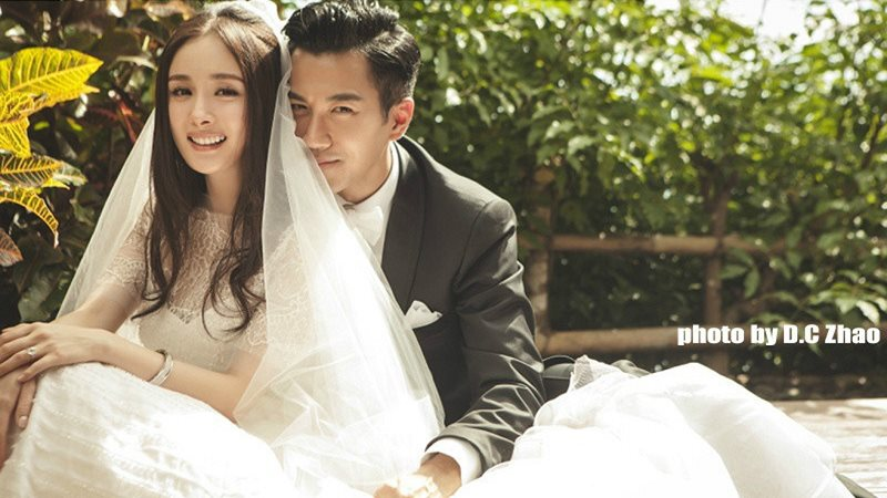 Dương Mịch - Lưu Khải Uy ly hôn sau 4 năm hôn nhân ồn ào 'ông ăn chả, bà ăn nem' - Ảnh 1