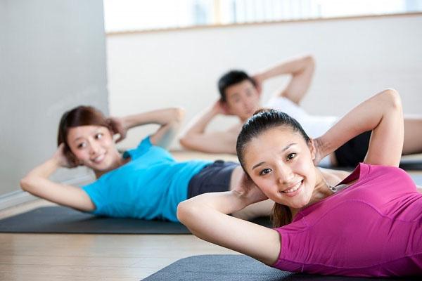 Rèn luyện thể thao mỗi ngày giúp bạn có giấc ngủ ngon về đêm