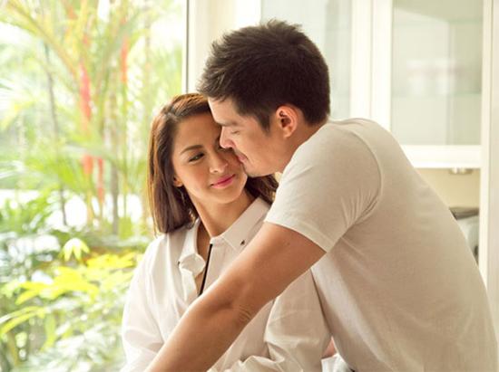 Luôn dành cho bạn những cái ôm và nụ hôn nồng nhiệt