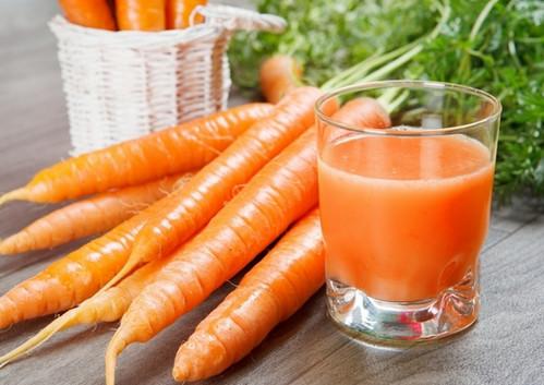 Bạn đã biết cách làm đẹp với cà rốt? - Ảnh 1