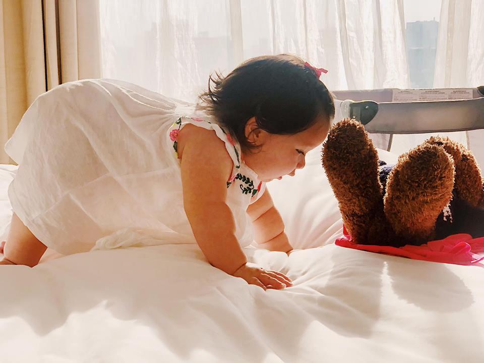 Siêu mẫu Hà Anh: 'Tôi nghĩ gì về phương pháp nuôi và dạy con?' - Ảnh 4