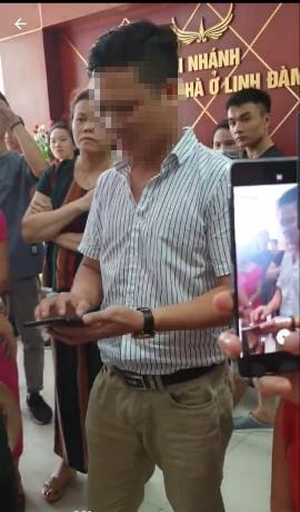 Thêm một cô gái bị sàm sỡ khi đang chờ thang máy ở Hà Nội - Ảnh 2