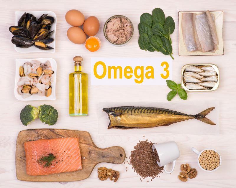 Tại sao chế độ ăn uống của bạn không thể thiếu axit béo omega-3? - Ảnh 1