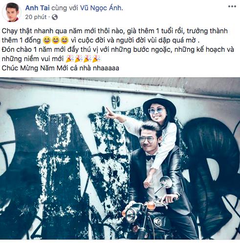 H'Hen Niê và dàn sao Việt đồng loạt chia tay năm 2018, hào hứng đón 2019 - Ảnh 10