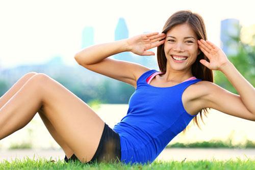 Bạn không nên tập thể dục giảm cân ở cường độ cao.