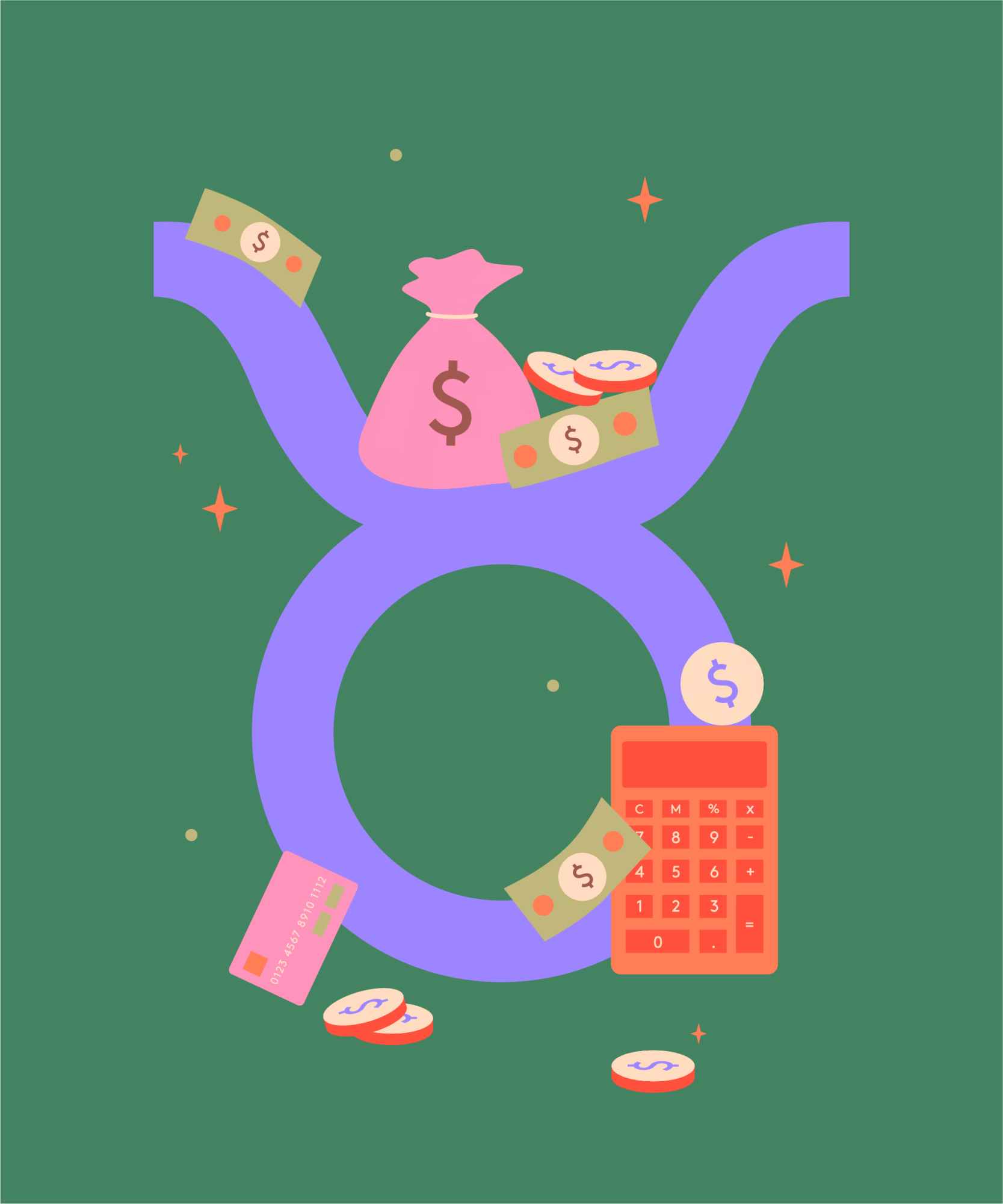Horoscope tài chính 2019 choKim Ngưu