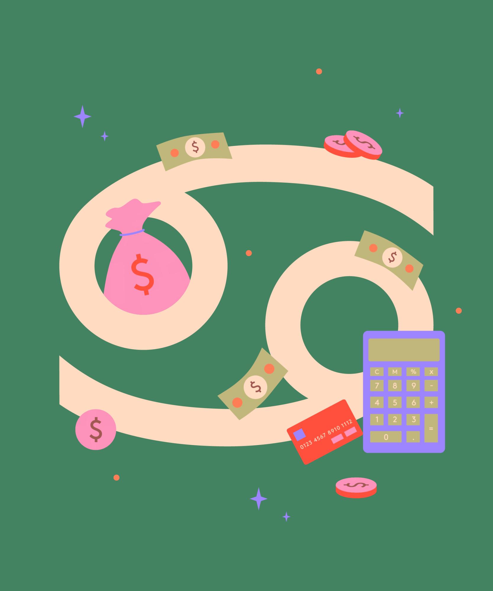 Tử vi tài chính Horoscope 2019 với Cự Giải