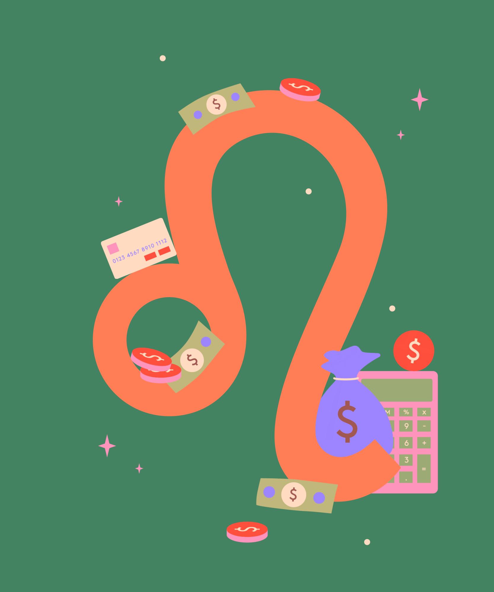 Sự phát triển tài chính trong năm 2019 của Sư Tử