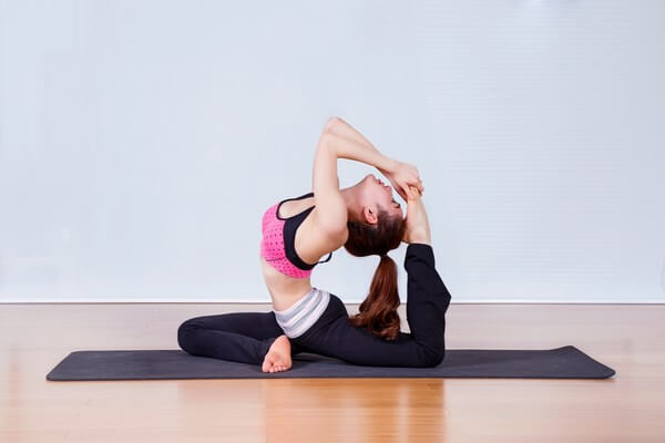 Tập Yoga kiên trì tăng cường sức khỏe tim mạch đáng kinh ngạc