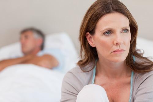 Ngực sẽ trở nên nhạy cảm hơn ở tuổi 40
