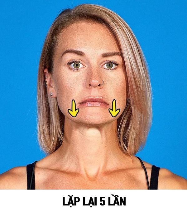 """Sở hữu gương mặt V-line không đụng """"dao kéo"""" chỉ với 9 động tác massage đơn giản - Ảnh 4"""