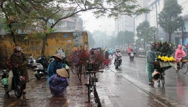 Dự báo thời tiết ngày 6/1: Miền Bắc trời rét, miền Nam ngày nắng, đêm mưa dông - Ảnh 1